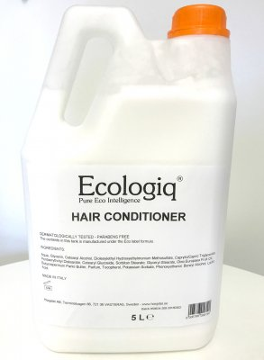 Ecologiq Refill Conditioner 5L Ecolabel